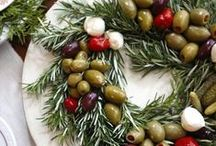 Holiday Eats / What's a celebration without yummy food?  Food stuffs to try for the Yuletide holidays