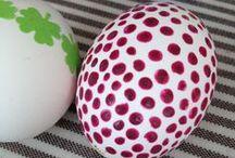 Velikonoce, Easter / DIY, Easter eggs, Easter decoration, Velikonoce, Velikonoční dekorace, Velikonoční vejce