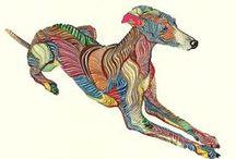 Dogs I love / Paixão eterna...magrelos sensacionais!