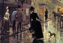 Homage to Finnish Artists / Suomalainen taide, Finnish art
