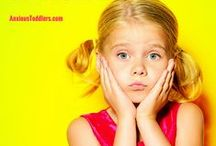 ANXIOUS TODDLERS to TEENS Blog / Blog posts from AnxiousToddlerstoTeens.com - a website dedicated to helping parents raise kids with anxiety and OCD.