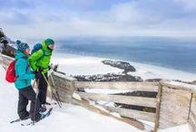* Hiking in Quebec * Randonnée au Québec *