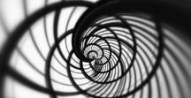 Spiral / Like a circle in a spiral Like a wheel within a wheel...  - Windmills Of Your Mind