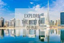 Dubai / Inspiration and tips on traveling to Dubai.
