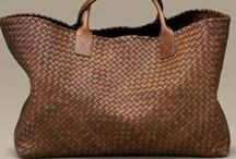 BAGS | Brown Leather Bags