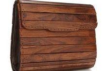 BAGS   Cork & Wood Bags
