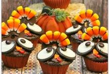 ♥️ Kids Thanksgiving / Great ideas for Thanksgiving with children!