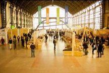 Semana de la Madera 2015 / El evento anual de la madera en Chile, del 26 al 30 de agosto de 2015, Centro Cultural de la Estación Mapocho.  Concursos de arquitectura, diseño, ingeniería e innovación en madera.  Muestra de empresas, artesanos, artistas y exhibición de productos en madera.
