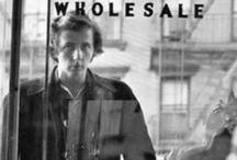Vivian Maier Herself / Vivian Maier´s self portraits