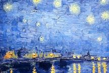 Vincent´s Starry, Starry Nights / Starry, starry night....