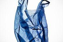 BAGS   Blue Bags