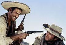 Leone´s Good, Bad & Ugly etc. / Sergio Leone, Clint Eastwood, Eli Wallach, Lee van Cleef, Charles Bronson etc.