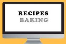 Recipes - Baking / Recipes of food and baked goods.