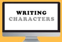 Writing - Characters