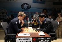 Chess - World Champions