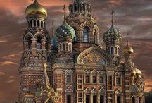 Russia / by Shelly Beard