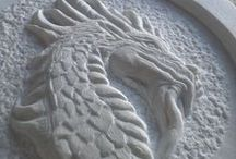 My Stone Carvings /  Time is never wasted if its what you love doing
