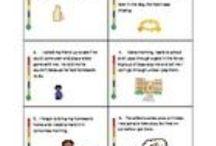 Speech Therapy Materials / materials for speech pathologist