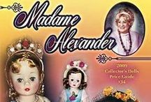 Madame Alexander Dolls #2 / (old and new dolls) Enjoy... / by Laura Slade