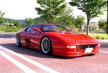 F e r r a r i . / Ferrari / by Levi
