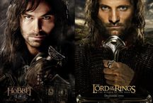 Rings, Kings and Hobbity things / by Lyonesse (lyonesse@live.fr)