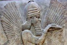 East of Eden, ancient lands / Mesopotamia, Persia, Sumer and Assyria ........ ancient origins of myths, religion and culture / by Lyonesse (lyonesse@live.fr)