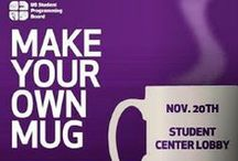 UB Programs and Events / A showcase of some of the awesome programs and events that the University of Bridgeport has to keep up with its active student body! / by University of Bridgeport