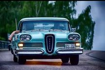 Cars / Here you´ll find some of my car photos. From mordern cars to cars from the 50¨s and 60´s
