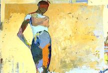 Figure drawings and painting / Exploring different approaches to figure class or figures within artworks
