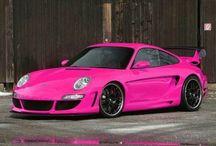 Porsche Rally / Cars