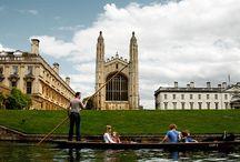 Cambridge / by Lyonesse (lyonesse@live.fr)