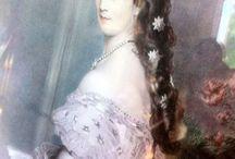 Sissi,keizerin Elisabeth van Oostenrijk(1837-!898) / Sisi