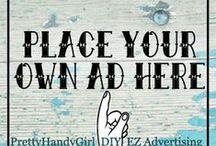 ツ Share Your Wares! ツ /  Got products you want to sell or advertise? Show them here!! ~~~ Have a favorite item (etc) you wish you could buy??? Share it here!!! RULES: ~~No Porn ~~   >>Post ads ONCE!! << No one wants to see too many of same pin please! Feel free to post different ads of same product just not same one over & over ~~ BE RESPECTFUL~~... (I'll have to remove from board if I get too many complaints Sorry) Thanks & Have Fun!