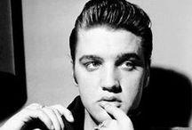Elvis / by Julia Hall