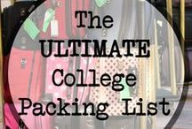 To Bring Or Not to Bring / Coming to college can be a very exciting experience especially when creating the perfect environment to make your new dorm room feel like home. In the excitement new students often tend to purchase the unnecessary and overlook the necessary. Here are a bunch of great checklists expressing what may be the best things to bring to campus and the things to leave at home! Lastly, be sure to get a list of prohibited items in the residence halls(dorms) from the office of Residential Life on campus!