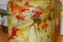 заготовки-салаты