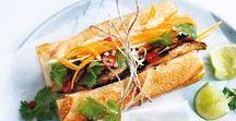 Suolaiset herkut // Savoury goods / Leivät, välipalat ja ruoanlaittoreseptit