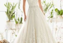 Wedding dresses / Every style to feel beautiful on your wedding day. Backless, mermaid, classic, traditional, stylish, romantic, vintage, boho, country, lace, modest- discover a unique gown to make you feel like a princess.