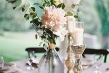 Wedding Decorations / Decorate your wedding and reception to perfection with these ideas to inspire you. Centerpieces, chairs, tables, aisles, arches, ceremony details, venues and more. Leave no detail untouched. Simple, elegant or DIY- you can achieve your fairy tale wedding, even on a budget.