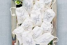 Wedding Favors / Unique ideas to say thank you to all your friends and family. Eco-friendly living favor ideas, edible inspirations, and more gift designs to give your guests something to remember your wedding day or bridal shower party.