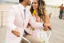 Engagement Photo Shoot / Gorgeous photo inspirations to making your engagement photo shoot unique and beautiful. Simple and elegant to fun and spunky, speak your style to last a lifetime.