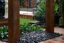 Záhrada, exteriér