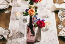 Wedding ideas / by Erin Vasil