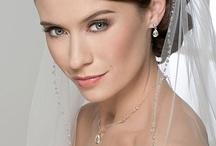 Bridal tiara & jewellery