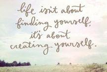 Quotes & stuff...