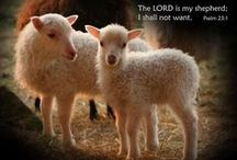 Psalm 23 - The Shepherd's Song / Inspirational pictures and quotes about the twenty-third psalm