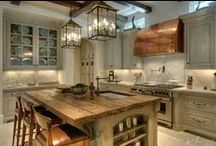 One Day...Cucina / The Bam! Place. / by Kristy Hunter