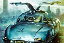 A Mercedes-Benz Dream / Mercedes-Benz cars I dream of...