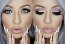 MAKEUP Lover / Tips,tricks and just plain pictures of beautiful makeup and the lady's who wear it :) / by ⭐♛Odd Love ♛⭐