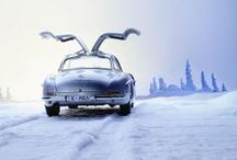 Winter with Mercedes